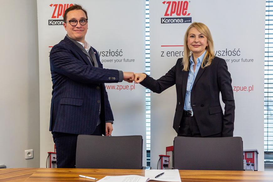 """Michał Wypychewicz: """"Chcemy uczestniczyć w dialogu dotyczącym przyszłości polskich magazynów energii"""""""